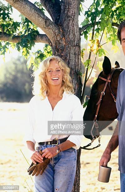 TV 'Criminal Behavior' 3/10/1992 Farrah Fawcett A Martinez