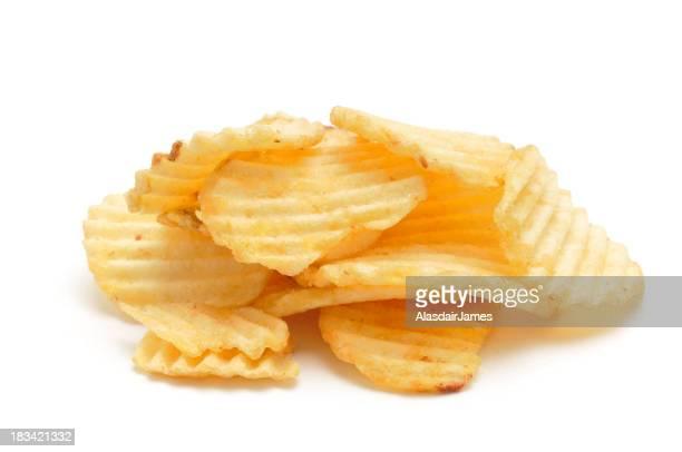 Crinkle Cut Crisps
