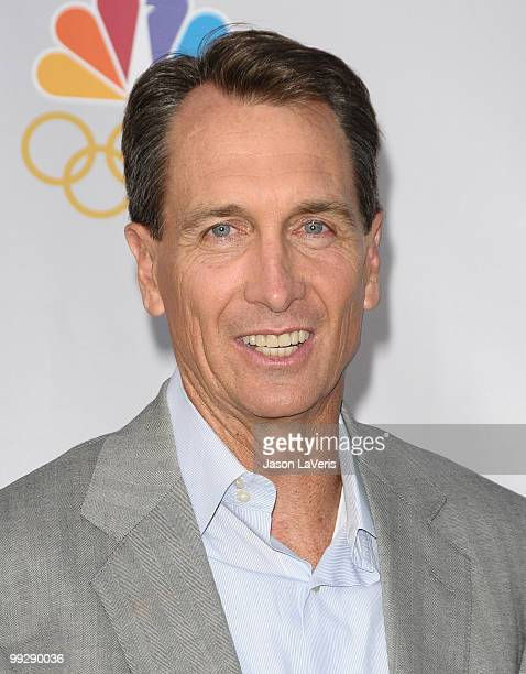 Cris Collinsworth attends 'An Evening With NBC Universal' at The Cable Show 2010 at Universal Studios Hollywood on May 12 2010 in Universal City...