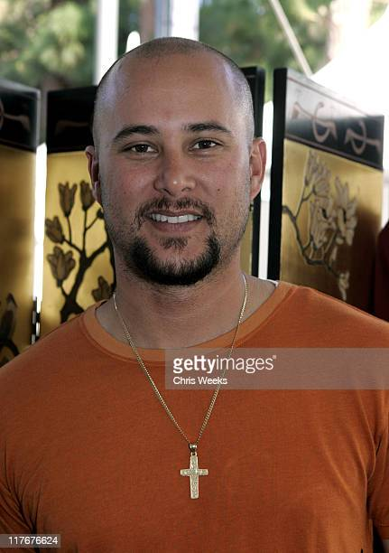 Cris Judd at Eccentric Symphony during Silver Spoon PreEmmy Hollywood Buffet Day 2 in Los Angeles California United States Photo by Chris...