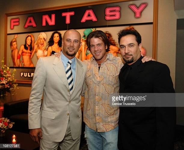 Cris Judd Christian Kane and Eddie Garcia