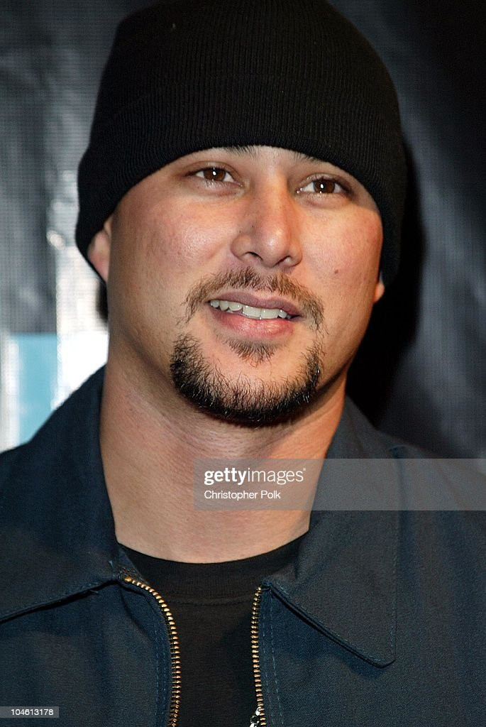 Cris Judd during Justin Timberlake 'Justified' Album Release Party - Arrivals at Smash Box Studios in Culver City, CA, United States.