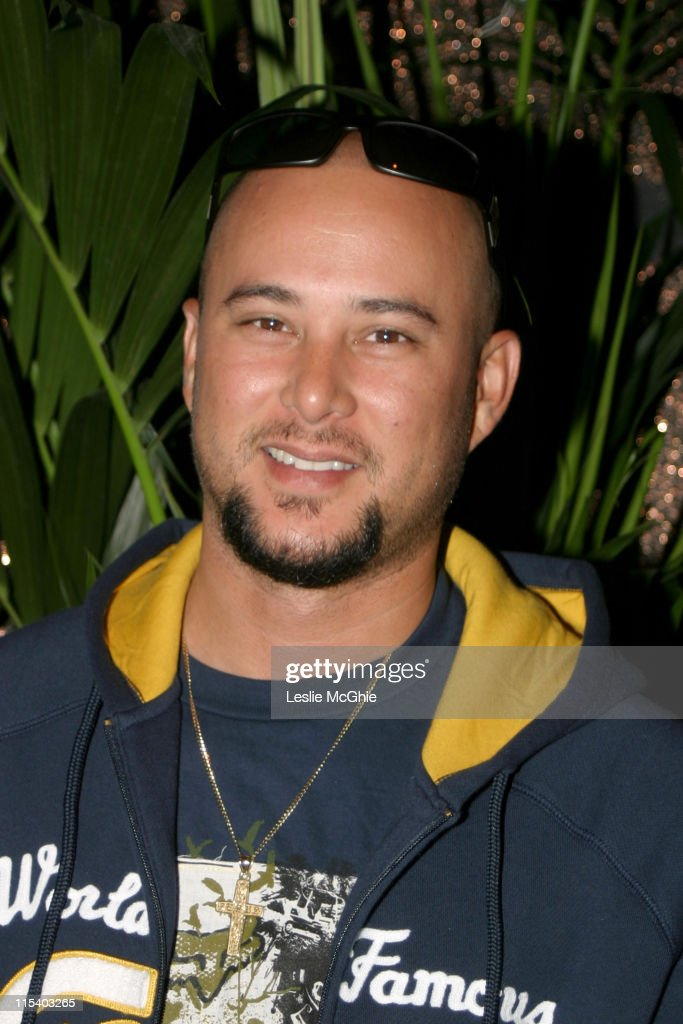 Cris Judd during The Choreographers Ball 2005 at Hammersmith Palais in London, Great Britain.