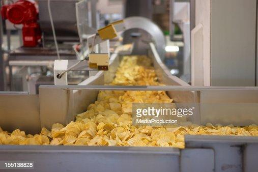 Crisp factory