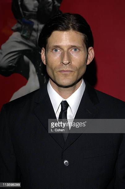 Crispin Glover during Premiere of Lucky Strike Lanes 'Bowling Lounge' at Lucky Strike Lanes in Hollywood California United States