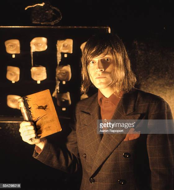 Crispin Glover in a publicity shot for the movie Willard