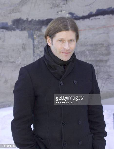 Crispin Hellion Glover director of 'It is Fine EVERYTHING IS FINE'