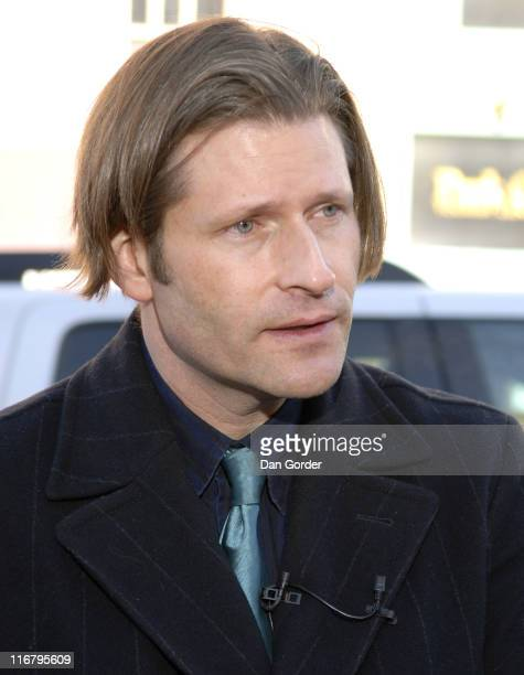 Crispin Hellion Glover during 2007 Park City Seen Around Town Day 6 at Streets of Park City in Park City Utah United States
