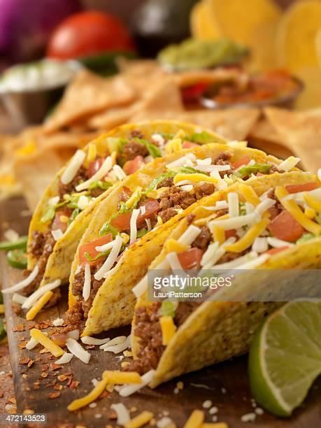 Crispy Beef Taco