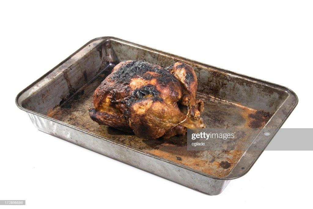 Crispy Burnt Chicken