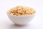 Start your morning with a giant bowl of crispy rice cereal.