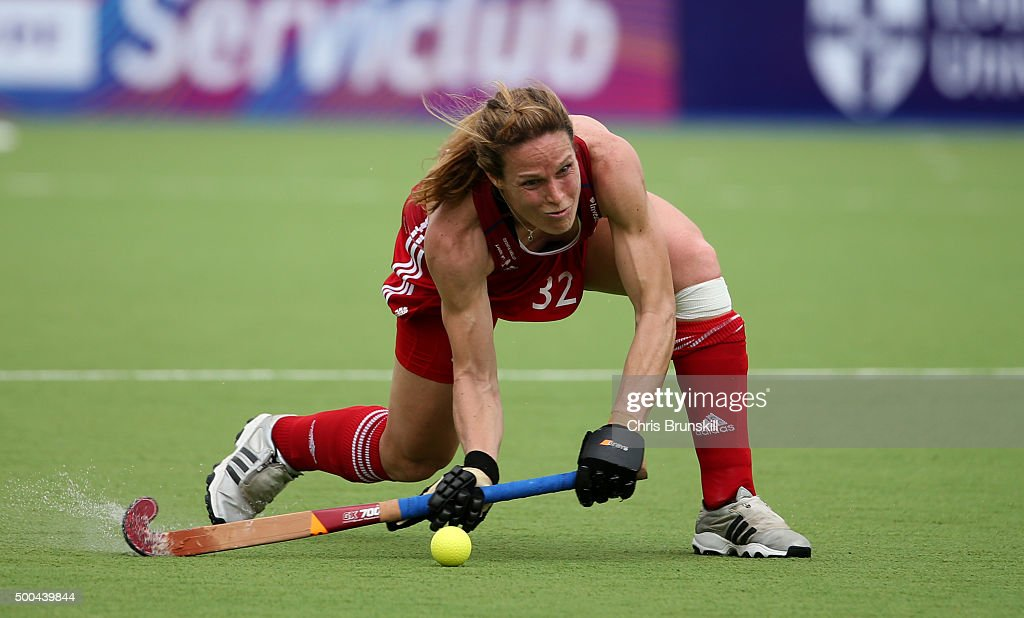 Crista Cullen hockey