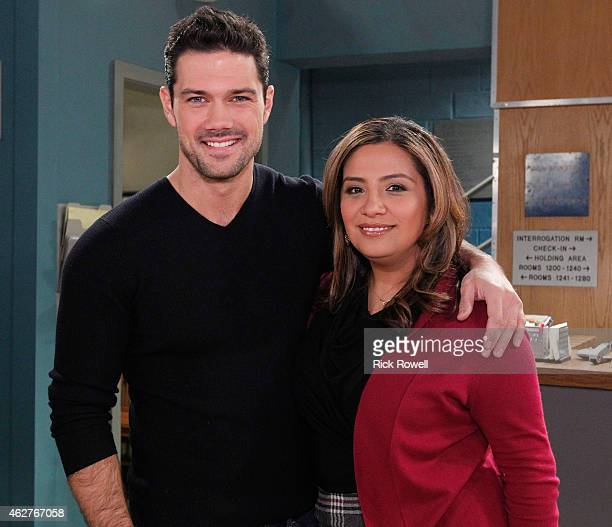 HOSPITAL 'Cristela''s Cristela Alonzo will make a guest star appearance on ABC's 'General Hospital' for a special Valentines Day episode on Friday...