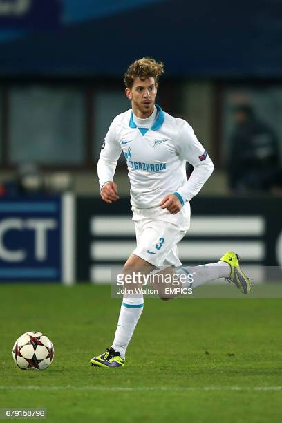 Cristian Ansaldi Zenit St Petersburg