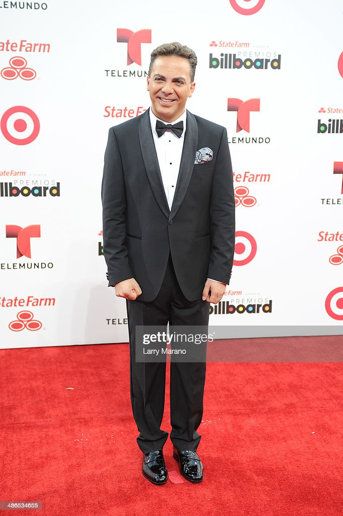 <a gi-track='captionPersonalityLinkClicked' href=/galleries/search?phrase=Cristian+Castro&family=editorial&specificpeople=216449 ng-click='$event.stopPropagation()'>Cristian Castro</a> attends the 2014 Billboard Latin Music Awards at Bank United Center on April 24, 2014 in Miami, Florida.