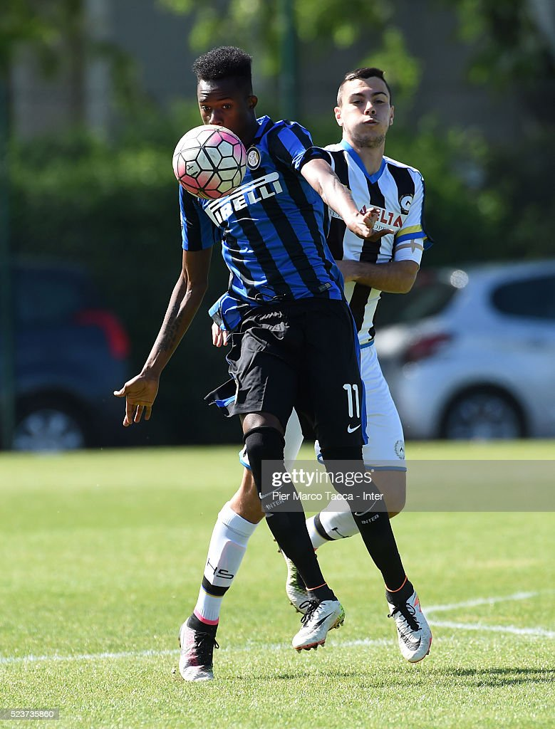 FC Internazionale v Udinese Calcio Juvenile Match s and