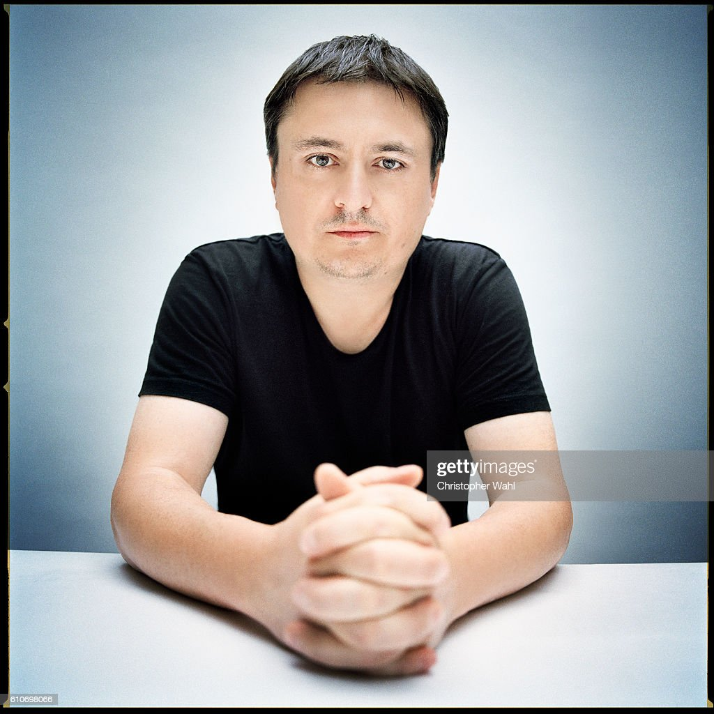 Cristian Mungiu is photographed for The Globe and Mail on September 12, 2016 in Los Angeles, California.