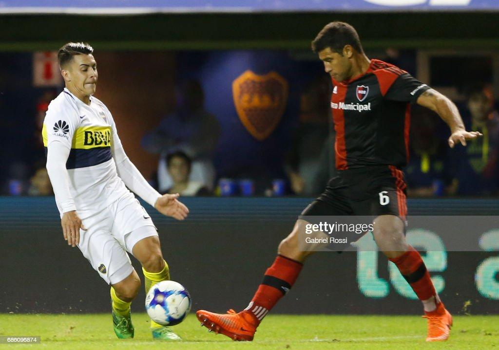 Boca Juniors v Newell's Old Boys - Torneo Primera Division 2016/17