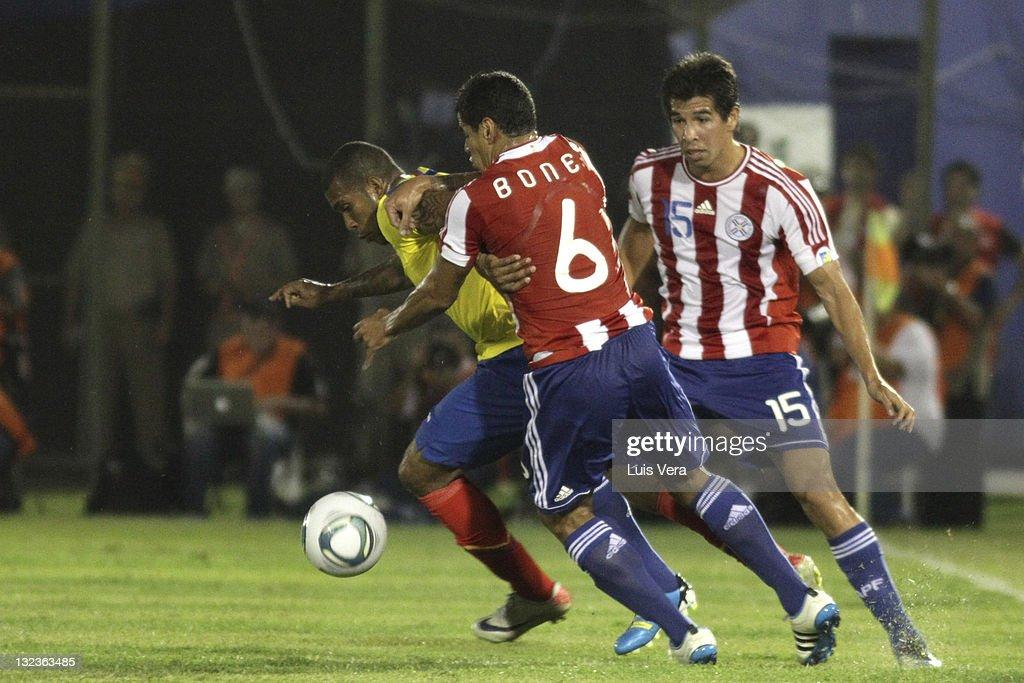 Paraguay v Ecuador - South American Qualifiers