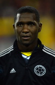 Cristian Zapata of Colombia during the International Friendly match between Belgium and Colombia at King Baudouin Stadium on November 14 2013 in...
