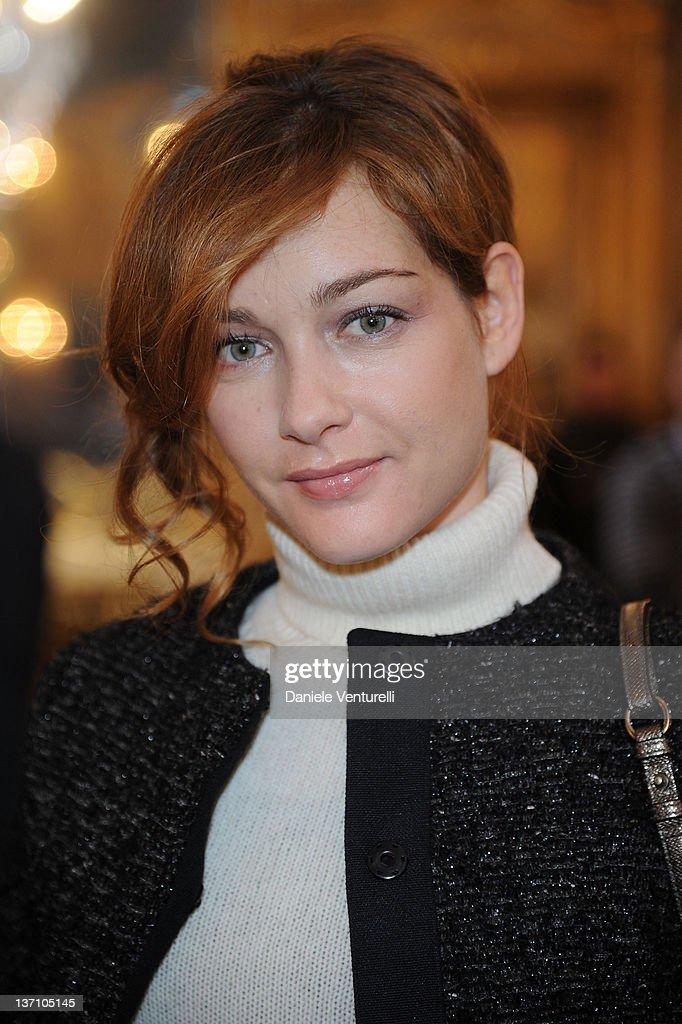 Moncler Gamme Bleu - Front Row - Milan Fashion Week Menswear Autumn/Winter 2012