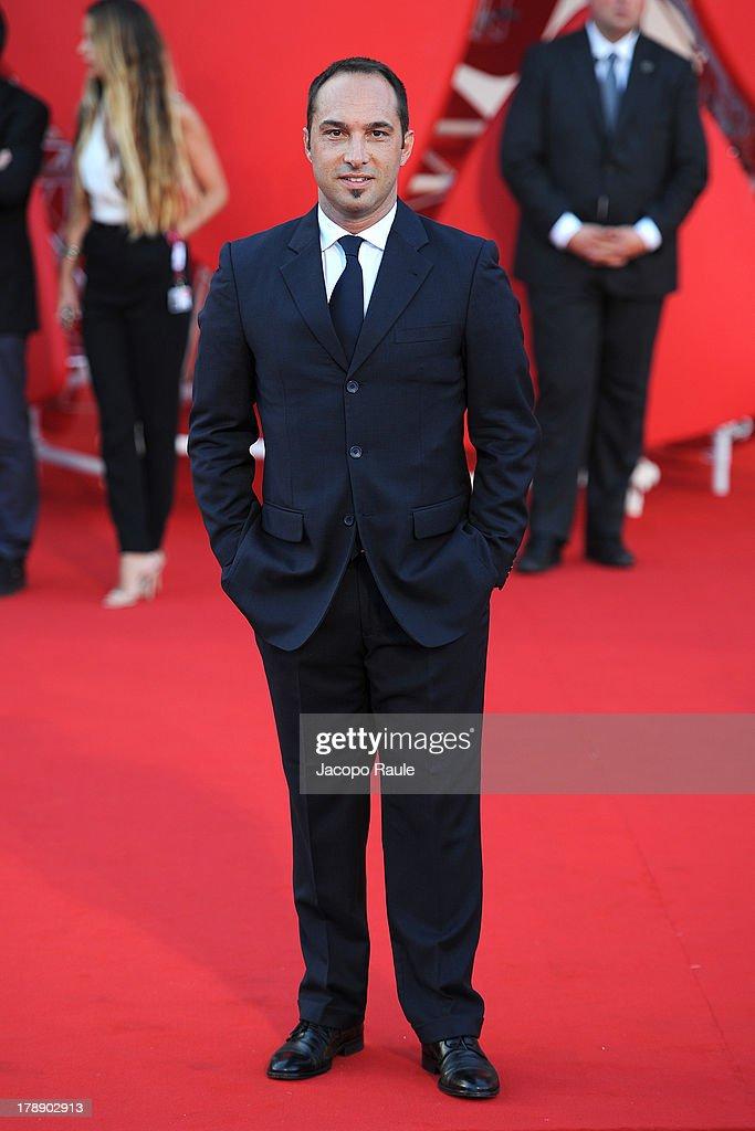 Cristiano De Masi attends 'Joe' Premiere during The 70th Venice International Film Festival at Palazzo del Cinema on August 30, 2013 in Venice, Italy.