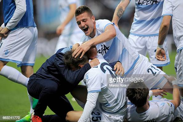 US Sassuolo v SS Lazio - Serie A : News Photo