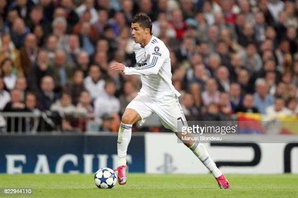 Cristiano Ronaldo Real Madrid / Milan AC Champions League 2010/2011