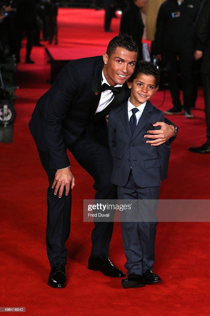 Ronaldo - World Film Premiere