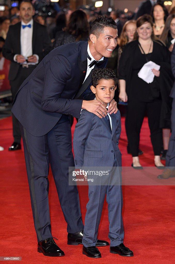 """Ronaldo"" - World Premiere - Red Carpet Arrivals"