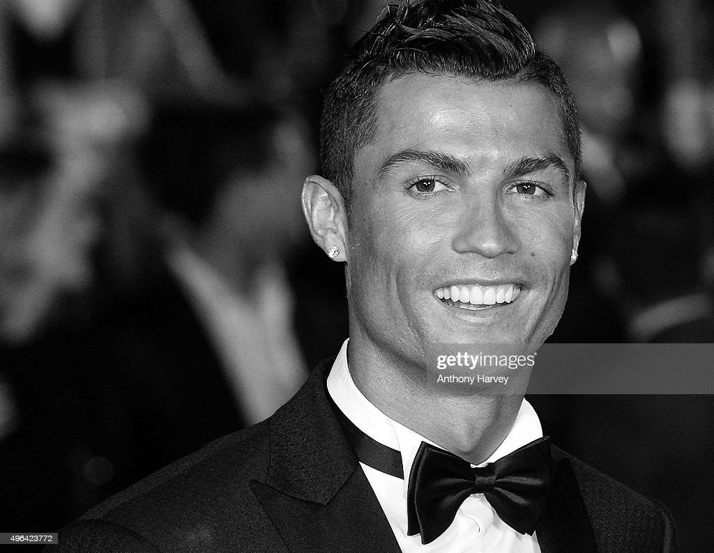Cristiano Ronaldo attends the World Premiere of 'Ronaldo' at Vue West End on November 9, 2015 in London, England.