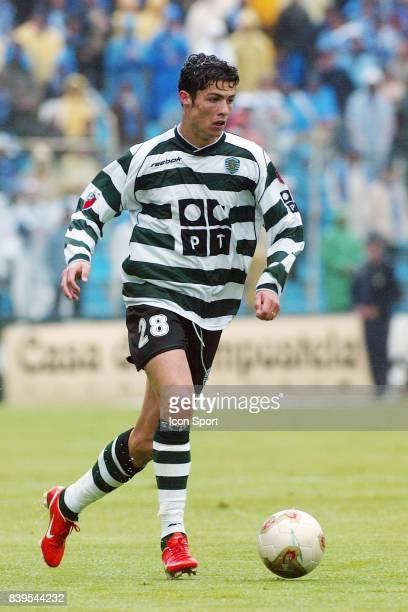 Cristiano RONALDO FC Porto Sporting 2002/2003