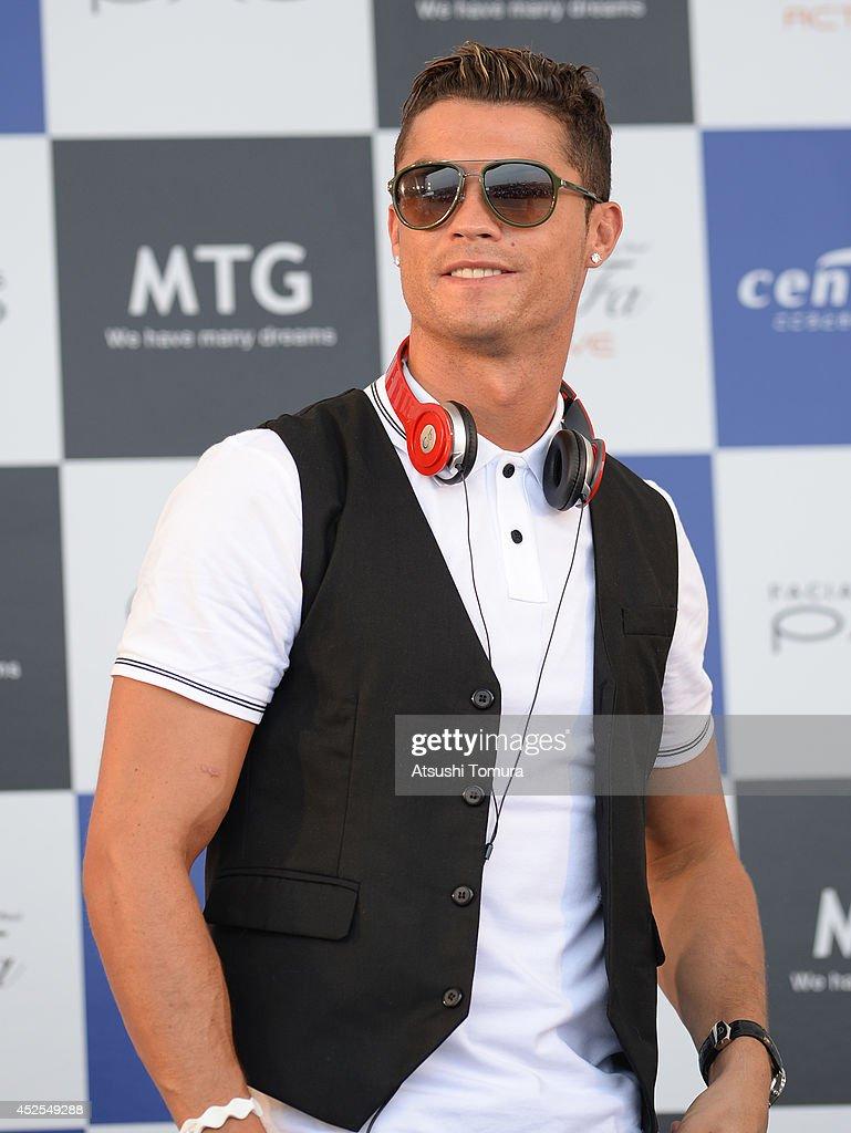 Cristiano Ronaldo escaped from a press conference 02/17/2016 44
