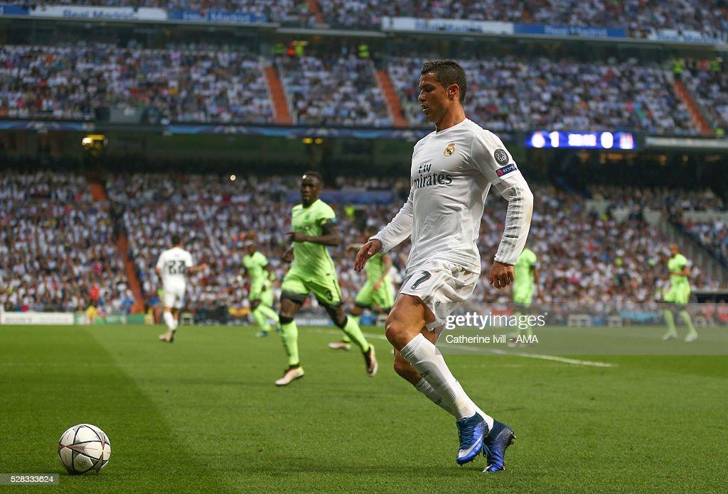 UEFA Detail: Real Madrid V Manchester City FC