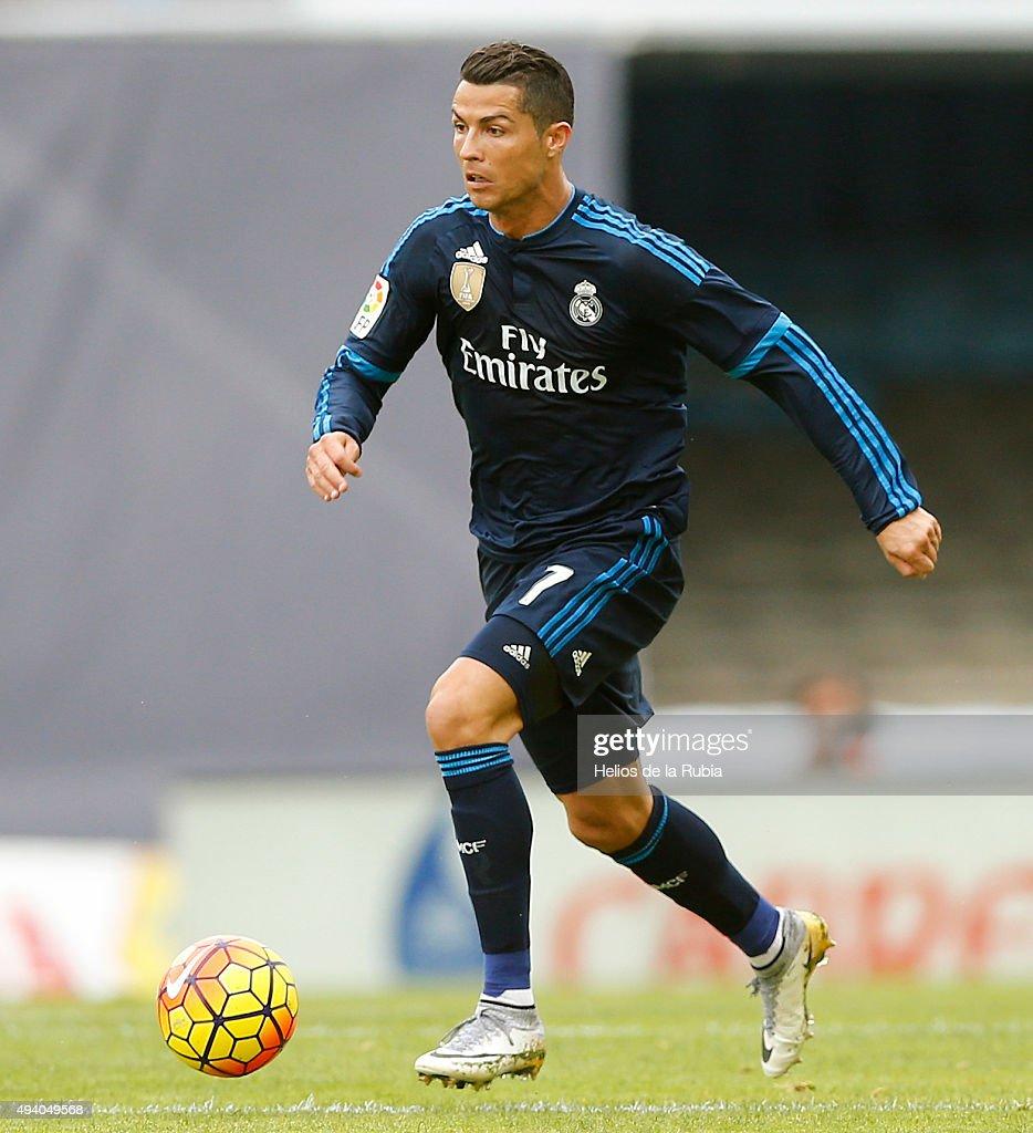 Celta Vigo Vs Barcelona Ronaldo7: Celta Vigo V Real Madrid CF - La Liga