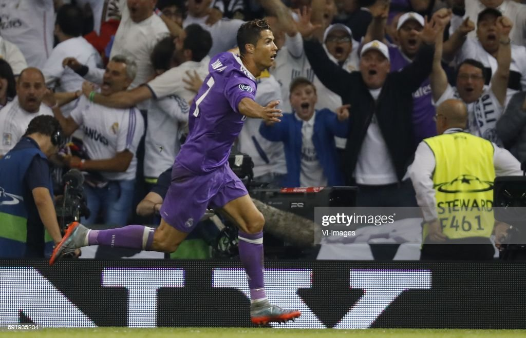 هدف ريال مدريد الثالث في مرمى يوفنتوس