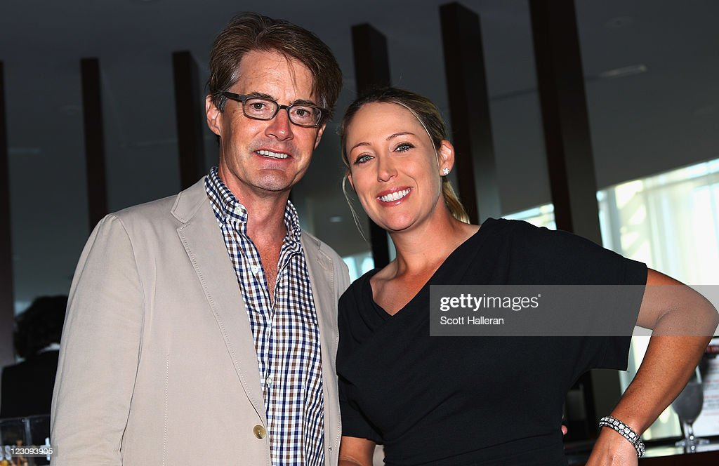 <a gi-track='captionPersonalityLinkClicked' href=/galleries/search?phrase=Cristie+Kerr&family=editorial&specificpeople=213495 ng-click='$event.stopPropagation()'>Cristie Kerr</a> (R) poses with actor <a gi-track='captionPersonalityLinkClicked' href=/galleries/search?phrase=Kyle+MacLachlan&family=editorial&specificpeople=213038 ng-click='$event.stopPropagation()'>Kyle MacLachlan</a> after the Birdies for Breast Cancer Foundation Liberty Cup at Liberty National Golf Club on August 30, 2011 in Jersey City, New Jersey.