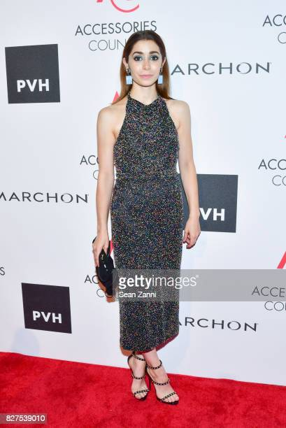 Cristin Milioti attends 21st Annual Ace Awards at Cipriani 42nd Street on August 7 2017 in New York City