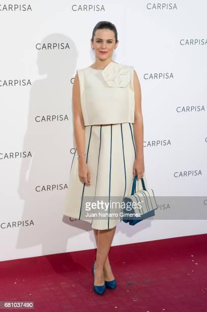 Cristina Abad attends Carpisa presentation at Italian Embassy on May 9 2017 in Madrid Spain