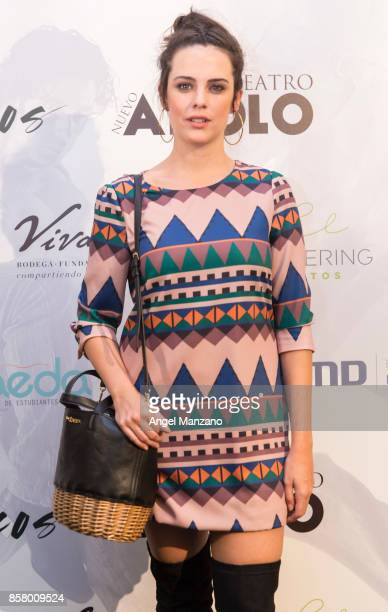 Cristina Abad attends 'Nacidos Para Bailar' Photocall at Nuevo Teatro Apolo on October 5 2017 in Madrid Spain