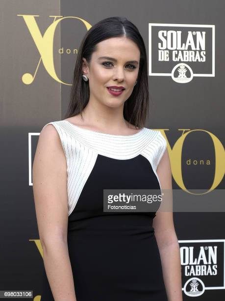 Cristina Abad attends the 'Yo Dona' International Awards at the Palacio de los Duques de Pastrana on June 19 2017 in Madrid Spain