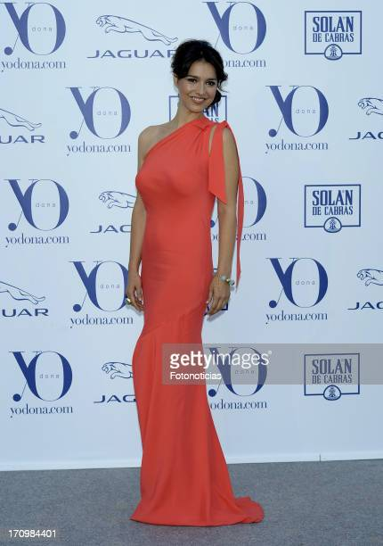 Cristina Brondo attends 'Yo Dona' International Awards 2013 at Finca La Munoza on June 20 2013 in Madrid Spain