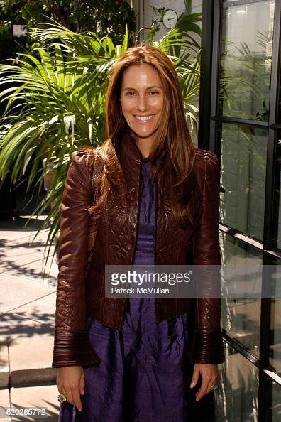 Cristina Greeven Cuomo attends Stephanie Seymour and Patrice Kretz Celebrate the Chantelle Ad Campaign at The Gramercy Park Hotel Private Roof Club...