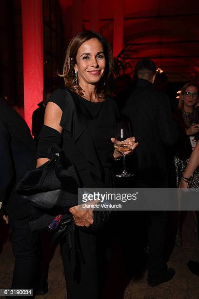 Cristina Parodi attends Intimissimi On Ice at Arena on October 7 2016 in Verona Italy