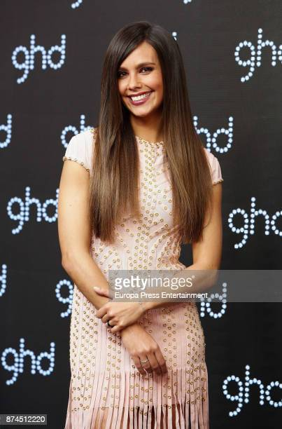 Cristina Pedroche attends Ghd project presentation on November 15 2017 in Madrid Spain