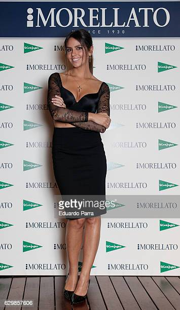 Cristina Pedroche attends the Morellato Christmas collection at El Corte Ingles store on December 14 2016 in Madrid Spain