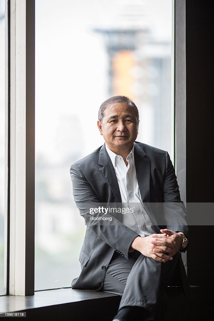 Cristino Naguiat, chairman of the Philippine Amusement & Gaming Corp., poses for a photograph in Manila, the Philippines, on Tuesday, Jan. 15, 2013. Annual revenue from gaming may rise to $10 billion in 2017 once Manila's Entertainment City is fully operational, Naguiat said. Photographer: Julian Abram Wainwright/Bloomberg via Getty Images