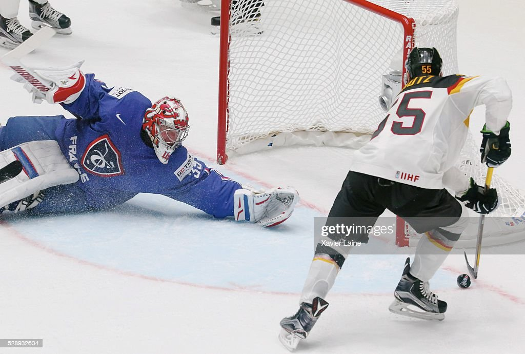 France v Germany - 2016 IIHF World Championship Ice Hockey