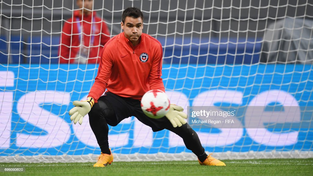 Chile Training - FIFA Confederations Cup Russia 2017