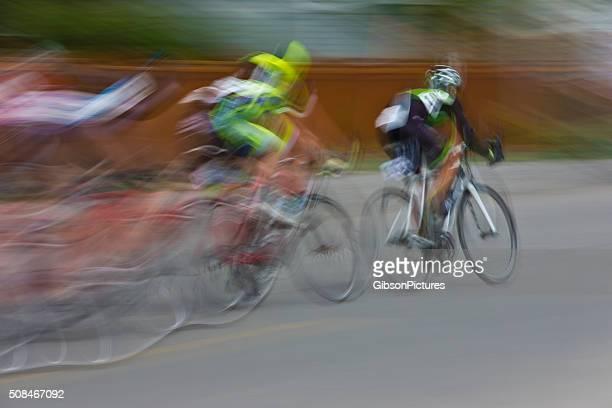 Criterium Straße Fahrrad Rennen
